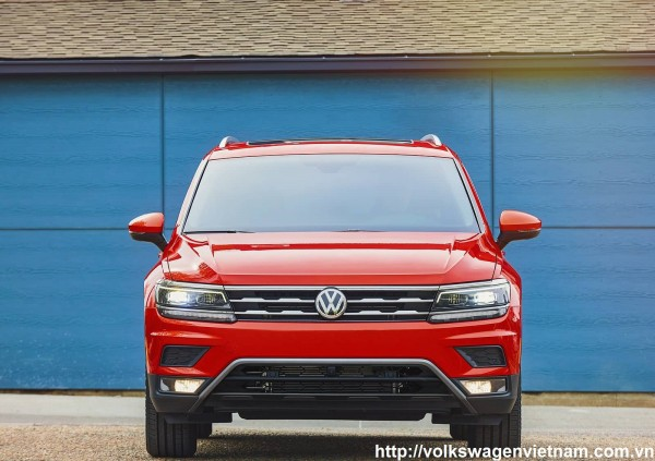 Volkswagen Tiguan Volkswagen là một trong những hãng xe