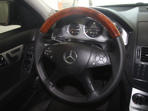 Mercedes-Benz C 200 ,màu đen,sx 2007,tư nhân