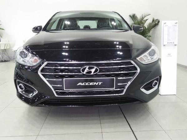 Hyundai Accent MT Full, đủ các màu, trả góp tối ưu