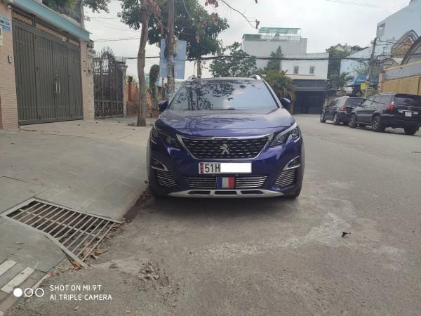 Peugeot 3008 Sản Xuất 2019, Đăng Kí 2020