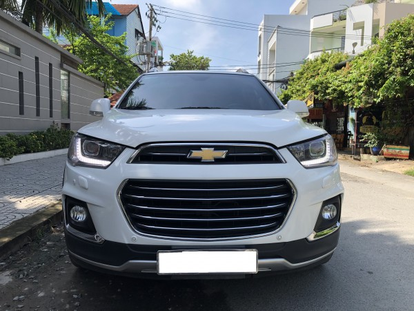 Chevrolet Captiva Revv LTZ 2.4 AT 2017