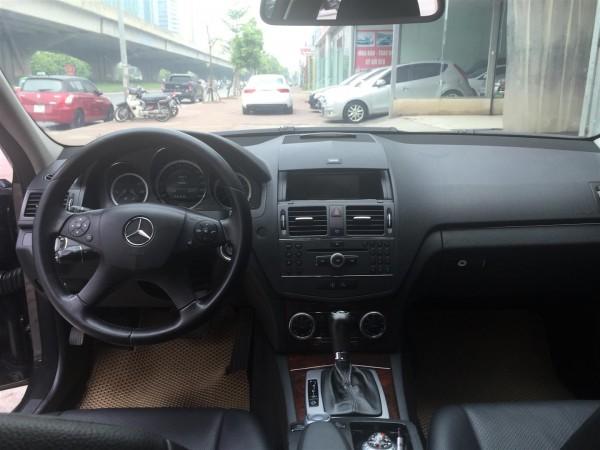 Mercedes-Benz 250 Mercedes Benz C250 ,mầu đen,đời 2010