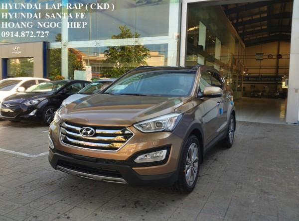 Hyundai Santa Fe Bán xe Hyundai Đà Nẵng, Hyundai Santa Fe