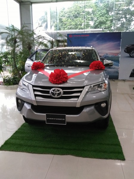 Toyota Fortuner 2.4G máy dầu 2017 GIÁ TỐT. LH 0978329189