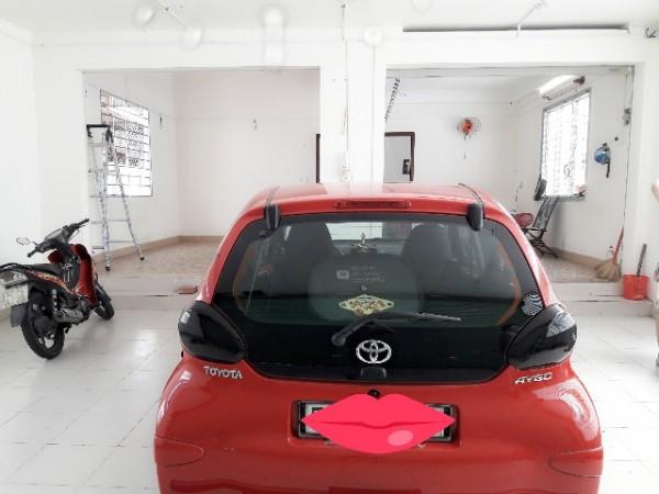 Toyota Aygo Toyota aygo nhập Đức 2008