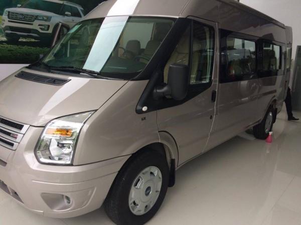 Ford Transit Transit 2.4 16 chỗ kính lùa