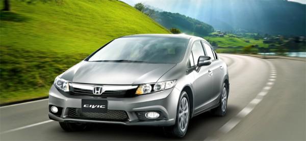 Honda Civic 1.8 CVT