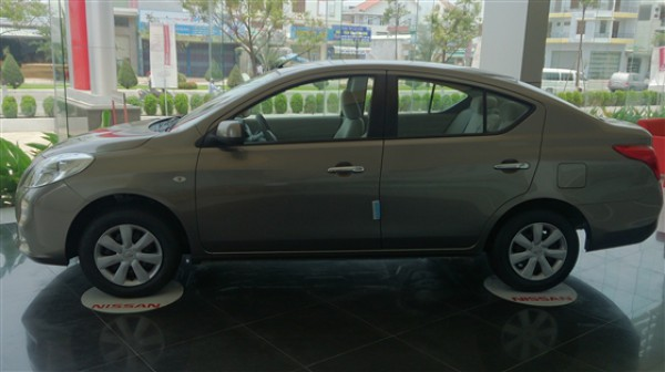 Nissan Sunny Nissan Sunny Số tự động Premium