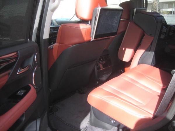 Lexus LX 570 Bán Lexus LX570 xe nhập mỹ,màu đen 2018