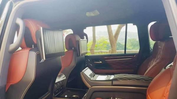 Lexus LX 570 Bán Lexus LX570 MBS 2019 biển