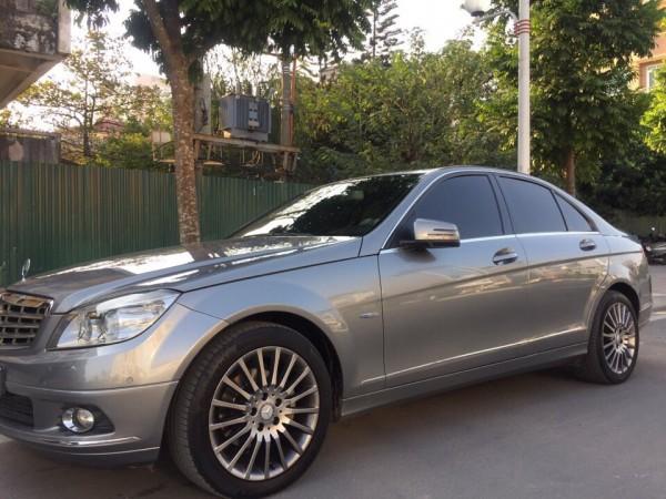 Mercedes-Benz C 250 2010 đăng kí lần đầu 2011 giá cực tốt