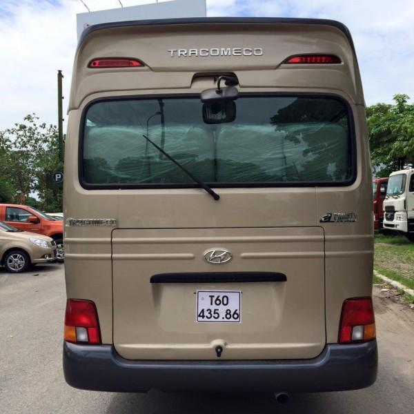 Hyundai Country Bán xe county thân dài Tracomeco 2017
