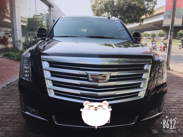 Cadillac Escalade Bán Cadillac Escalade ESV planitium 2016
