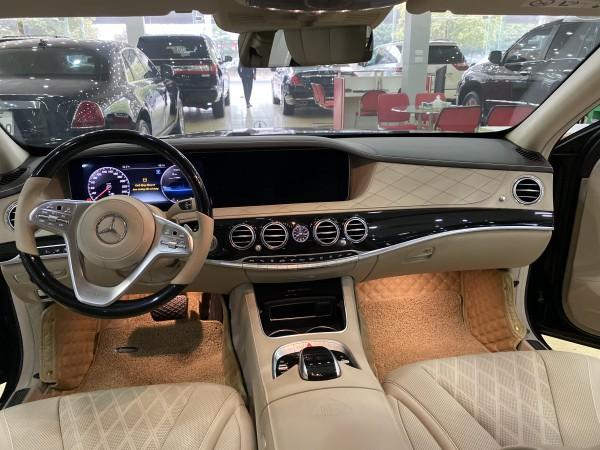 Mercedes-Benz S 450 Maybach S450 ,Model và đăng ký 2018
