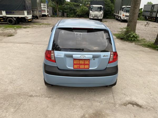Hyundai Getz Bán xe Hyundai Getz đời 2009,số sàn