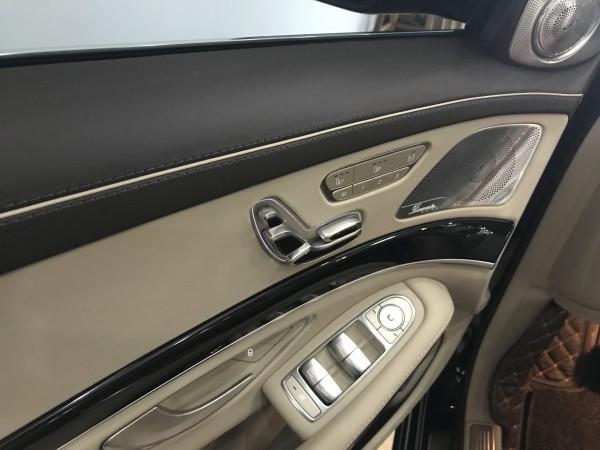 Mercedes-Benz S 450 Bán Mercedes Maybach S450 màu đen 2017