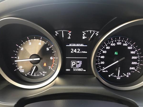 Toyota Land Cruiser 2014 đen