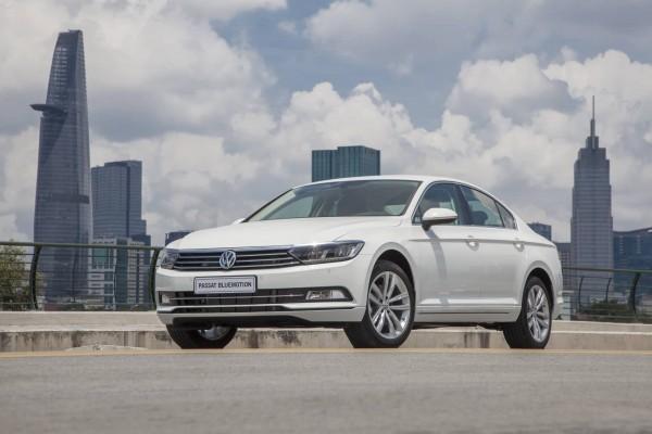 Volkswagen Passat Volkswagen là một trong những hãng xe