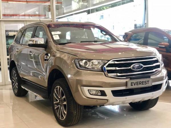 Ford Everest Everest Bi - Đủ màu - Giao ngay