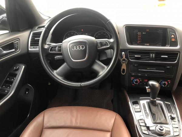 Audi Q5 mode 2011 Bản Full màu xanh đen