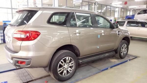 Ford Everest Ambient 2019 Phiên Bản Giới Hạn