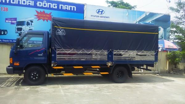 Hyundai H-D Bán xe tăng tải Hyundai HD99 tại Hà Nội