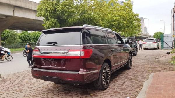 Lincoln Navigator Bán Lincoln Navigator Black Label màu nâ