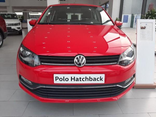 Volkswagen Polo nhập khẩu, ưu đãi đến 80tr, giao xe ngay