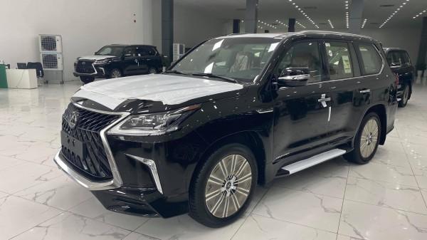 Lexus LX 570 Lexus LX570 MBS 4 chỗ 2021, đẳng cấp