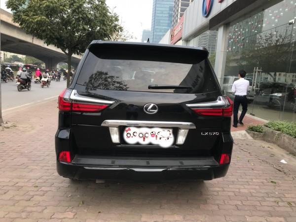 Lexus LX 570 Bán Lexus LX570 nhập mỹ,màu đen 2016