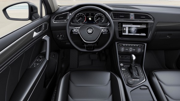 Volkswagen Tiguan Volkswagen Tiguan AllSpace