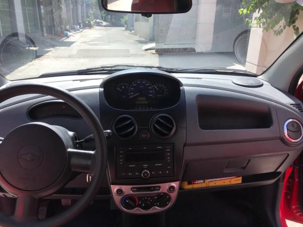 Chevrolet Spark van 2016 màu đỏ rất đẹp