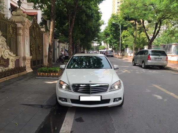 Mercedes-Benz Việt Nhật Auto bán xe Mercedes-Benz C250
