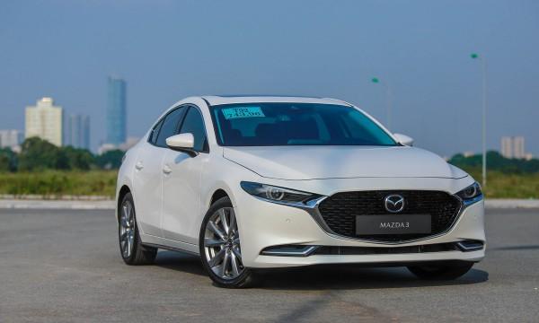 Mazda 3 1.5 Luxury All New