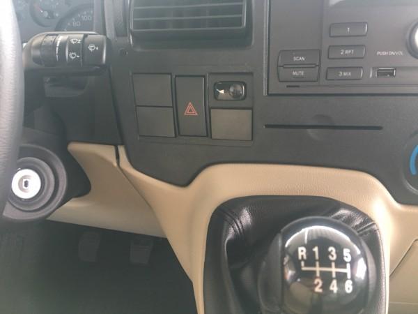 Ford Transit Mới 2018 Nâng Cấp