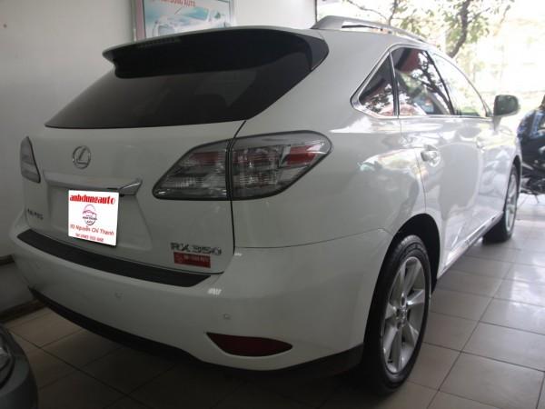 Lexus RX 350 ,sx 2010,màu trắng, giá 124000 USD
