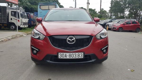 Mazda CX-5 Cần bán Mazda CX5 2.0 4x4 màu đỏ 2015