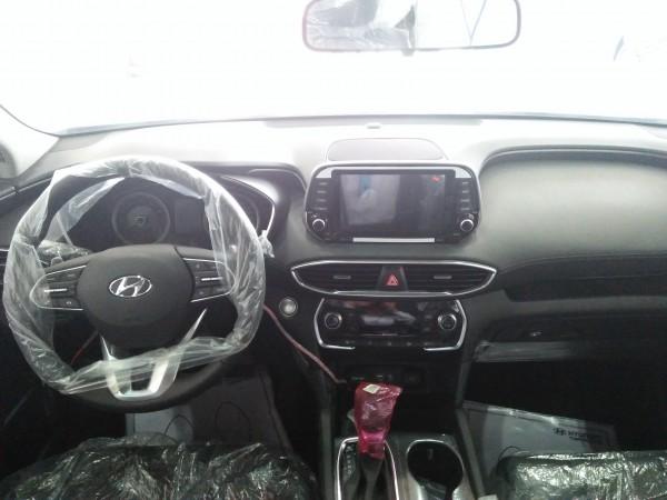 Hyundai Santa Fe 2.0 Xăng đủ các màu, trả góp tối ưu