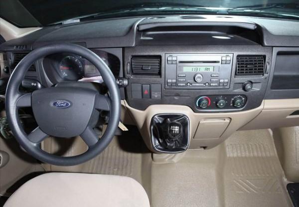 Ford Transit Ford Transit 16S trả trước 200tr