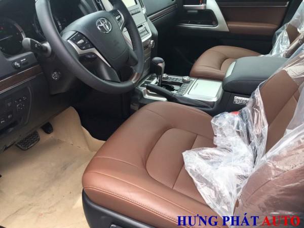 Toyota Land Cruiser Toyota LandCruiser 4.6 VXR V8 Màu Trắng