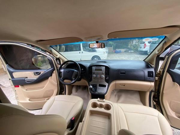 Hyundai Grand Starex Bán xe 9 chỗ Hyundai Starex đời 2010