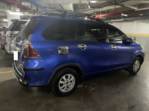 Toyota Xe Toyota Avanza 1.5 AT 2018