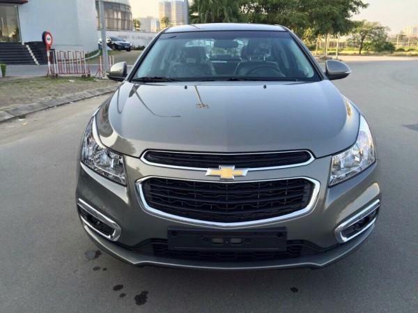 Chevrolet Cruze 2017 KM SÔC 50-60TR hỗ trợ vay 100%, GIÁ