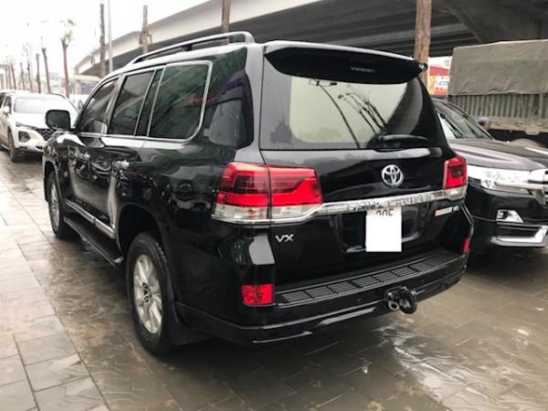 Toyota Land Cruiser Bán Landcruiser VX 2017