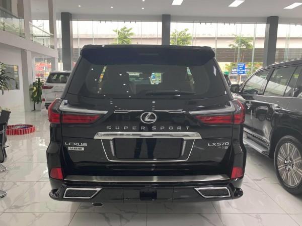 Lexus LX 570 Bán xe Lexus LX 570 MBS,4 ghế siêu Vip